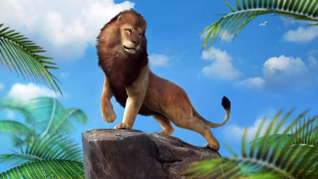 ZooTycoon_E3_Lion-klein