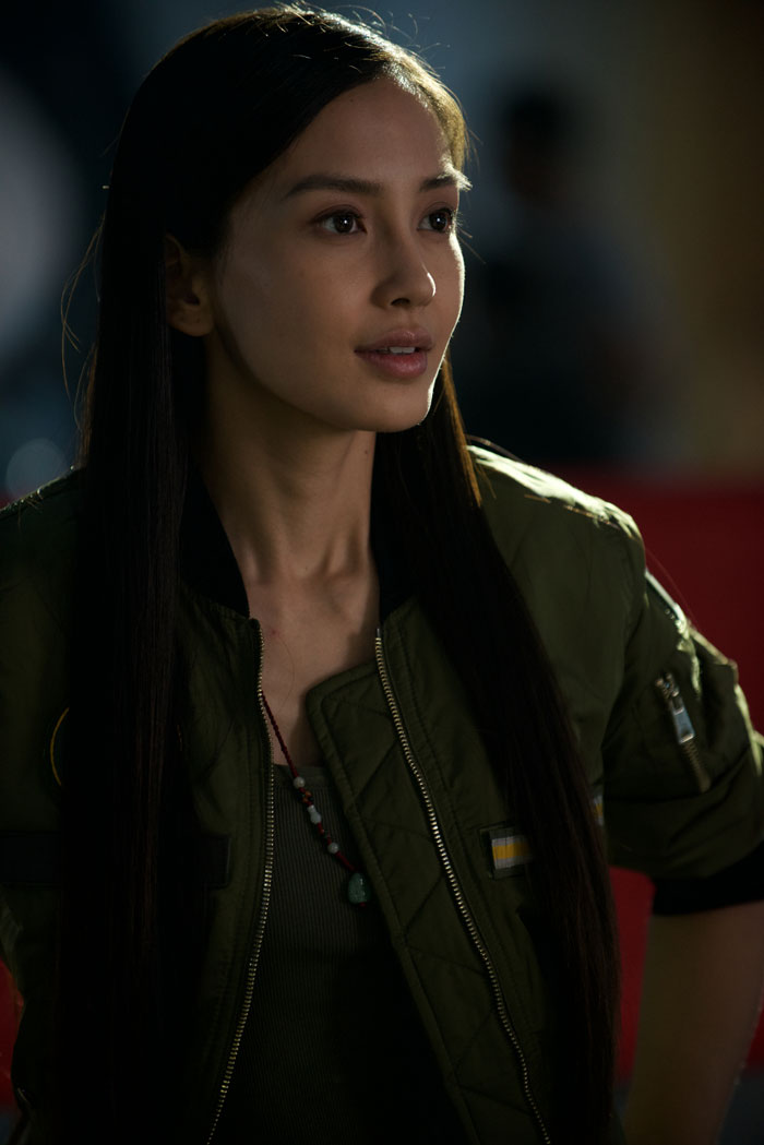 Independence Day 2 Angelababy