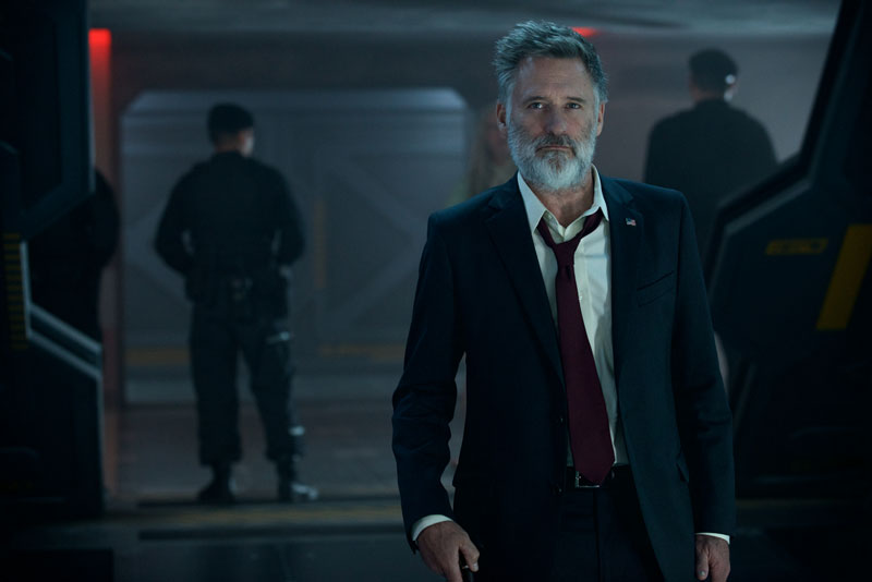 Independence Day 2 Bill Pullman