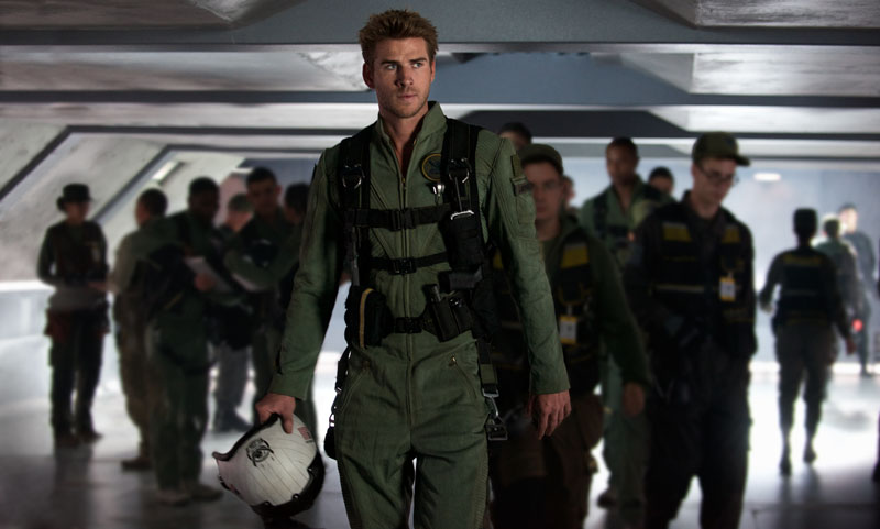 Independence Day 2 Liam Hemsworth