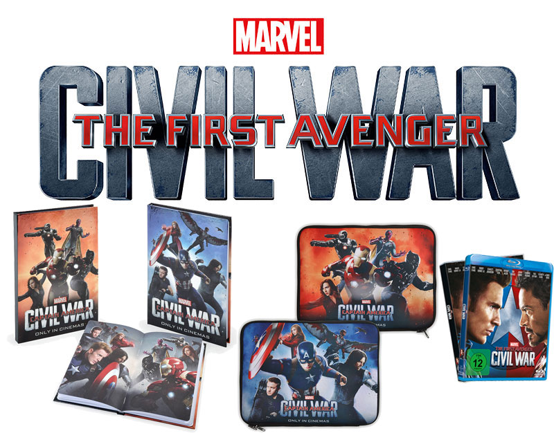 gewinnspiel zu the first avenger civil war irgendwie nerdig. Black Bedroom Furniture Sets. Home Design Ideas