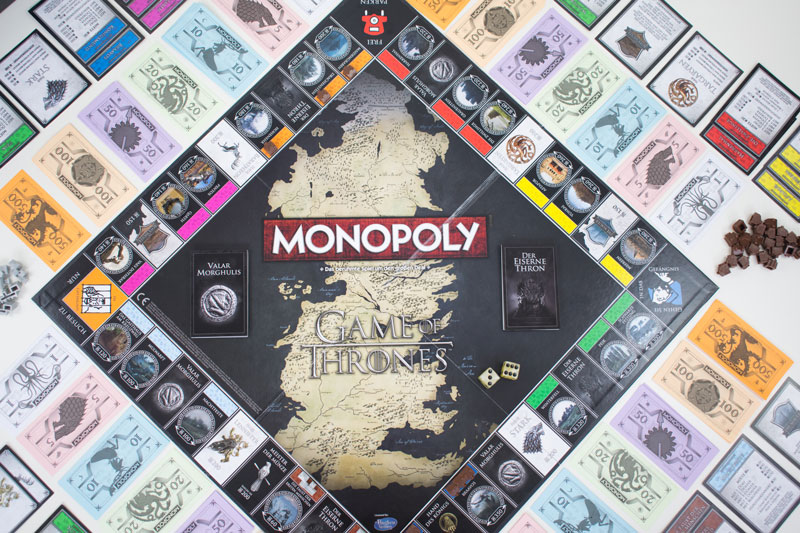 Game of Thrones Monopoly