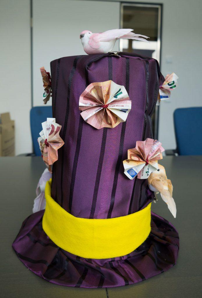 Verrückter Hutmacher Hut selber machen