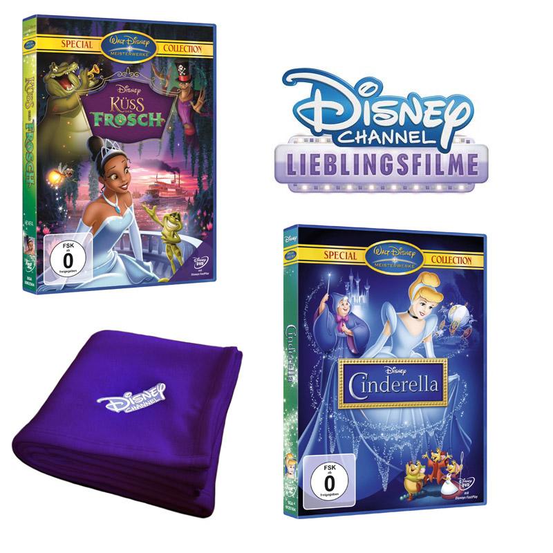 Gewinnspiel Disney Lieblingsfilme