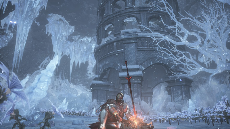 Dark Souls 3 DLC Ashed of Ariandel