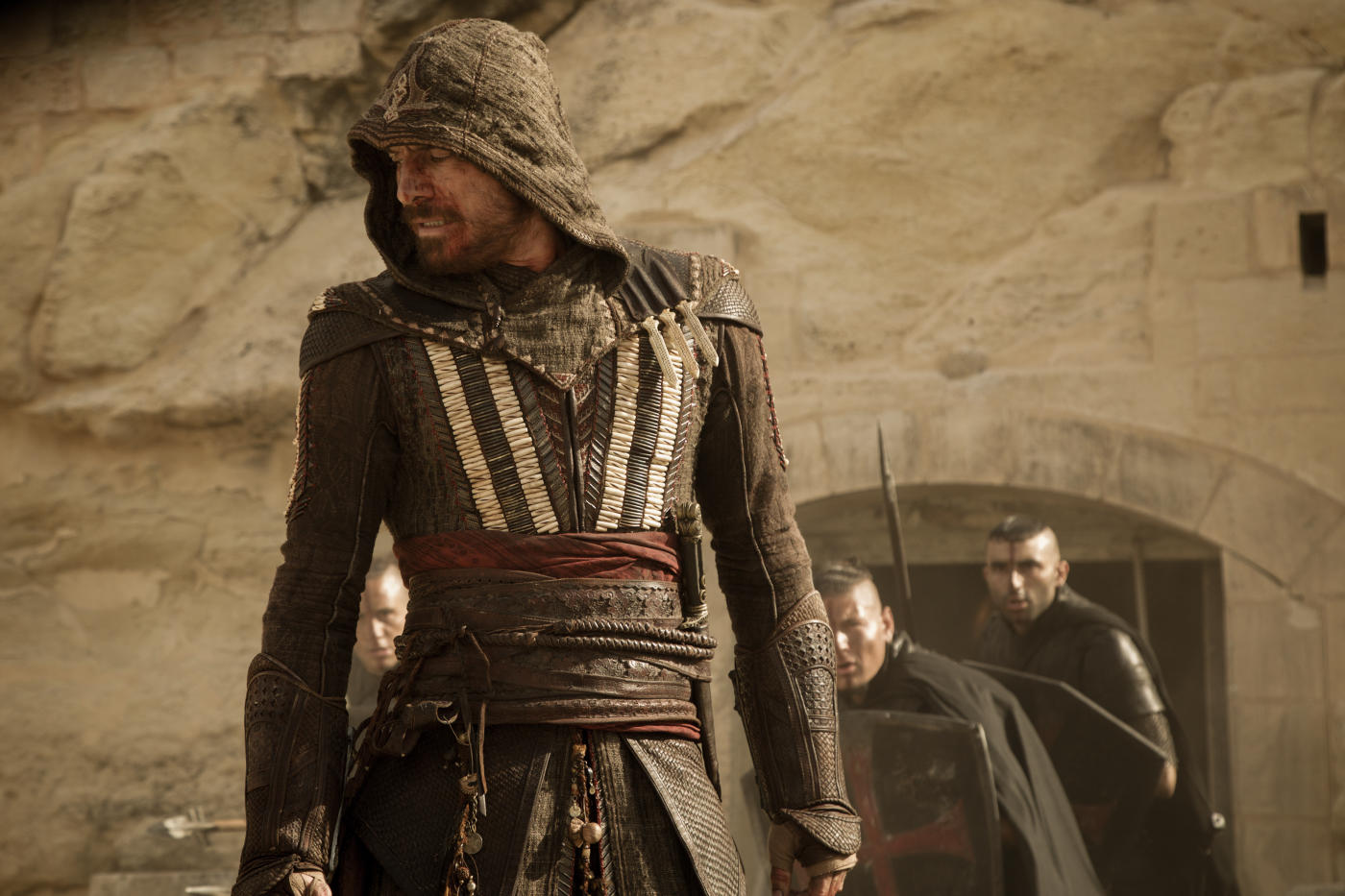 Assassins Creed mit Michael Fassbender Kritik OHNE SPOILER
