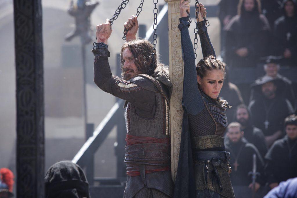 Assassins Creed mit Michael Fassbender und Ariane Labed Kritik OHNE SPOILER