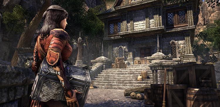 Housing Homestead in Elder Scrolls Online erforderliche Errungenschaften und Preise