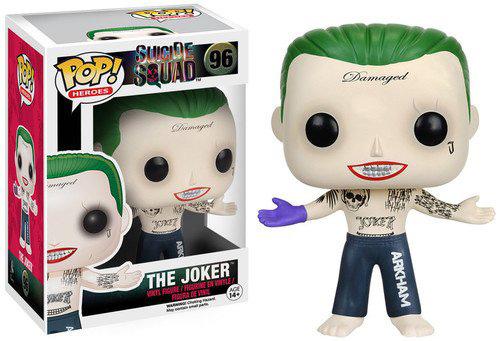 Suicide Squad Joker Funko Pop