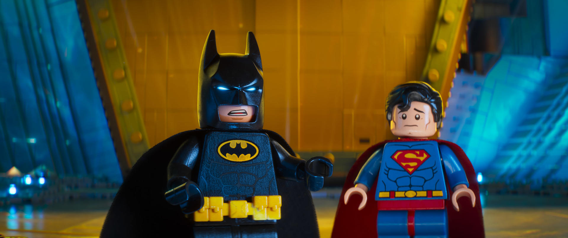 The Lego Batman Movie Batman und Superman
