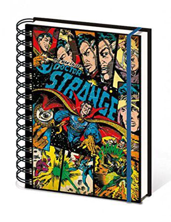 Doctor Strange Notizbuch
