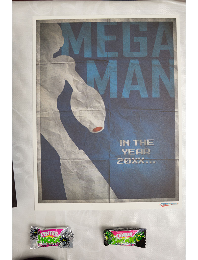 Lootchest März Mega Man