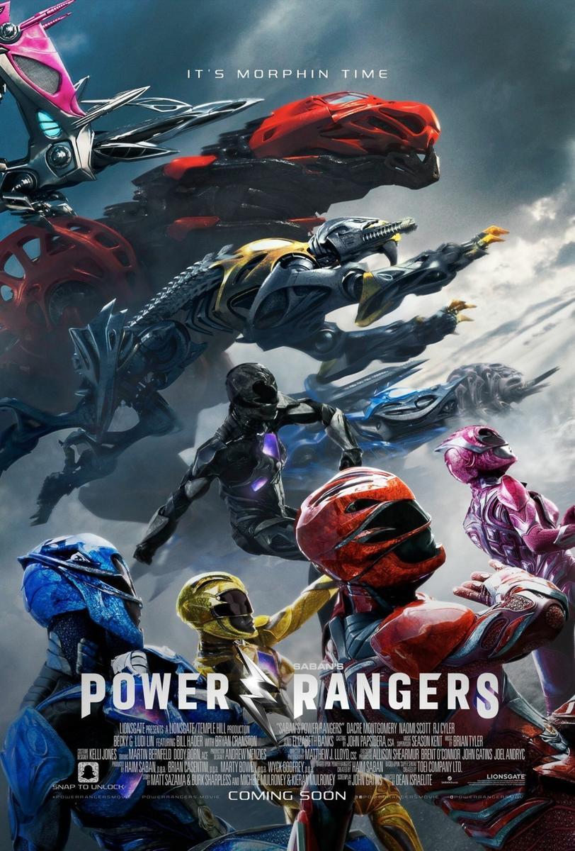 Power Rangers Kritik
