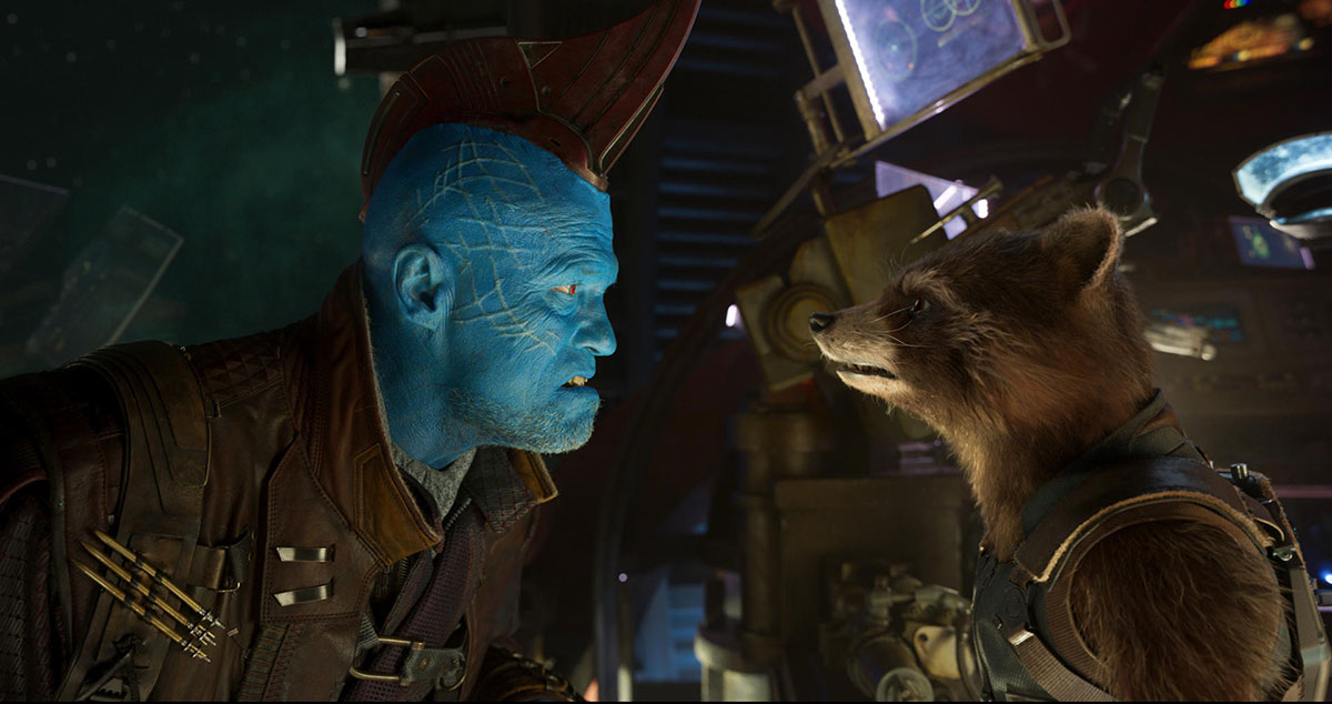 guardians of the galaxy  vol 2 Kritik michael rooker rocket Yondu