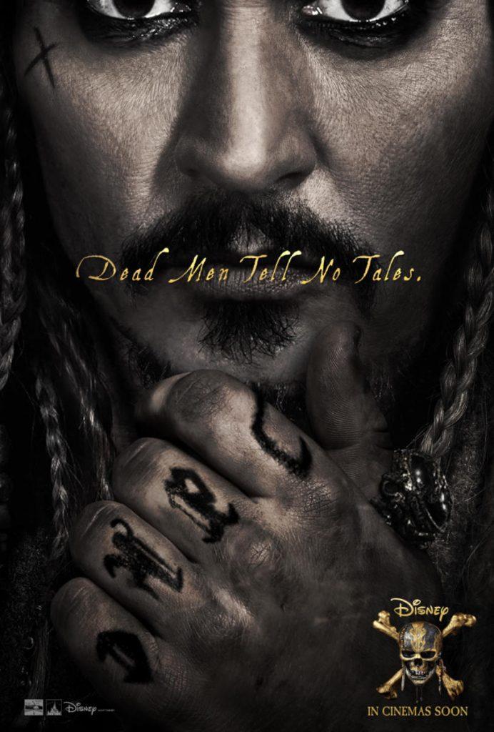 Pirates of the Caribbean 5 Salazars Rache mit Johnny Depp