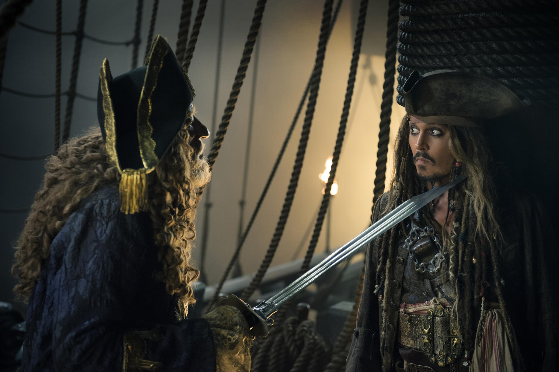 Pirates of the Caribbean 5 Salazars Rache mit Johnny Depp Kritik
