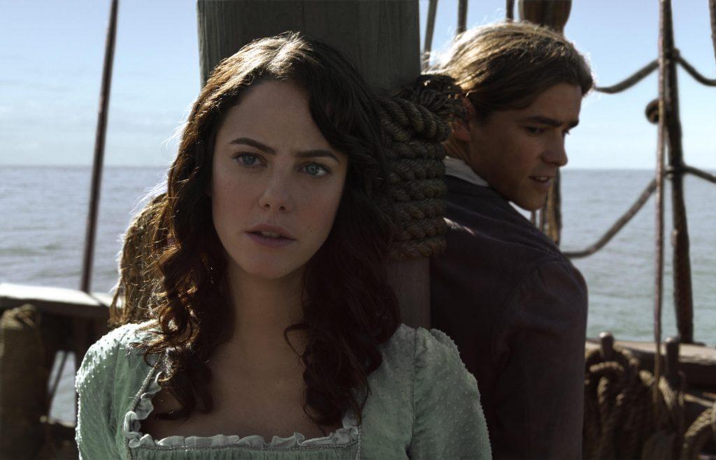Pirates of the Caribbean 5 Salazars Rache mit Brenton Thwaites und Scodelario