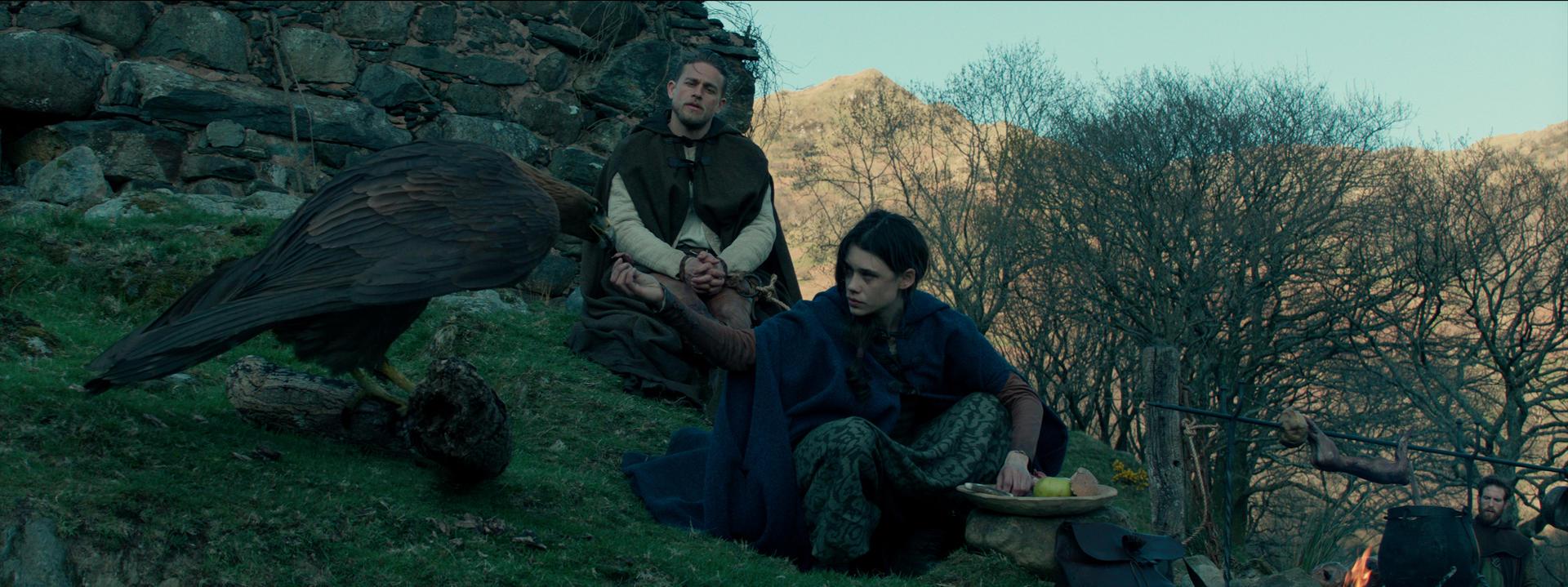 King Arthur Legend of the Sword mit Charlie Hunnam und Astrid Bergés Frisbey