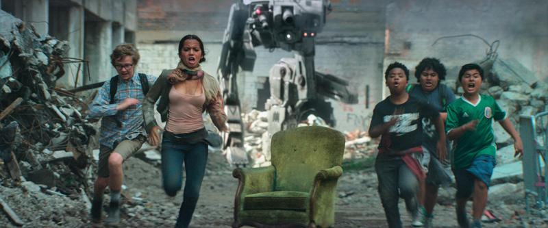 Transformers 5 The Last Knight Kritik mit Isabela Moner