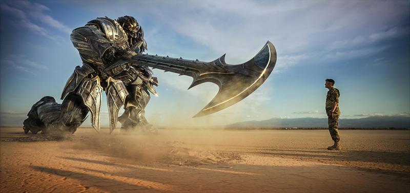 Transformers 5 Kritik The Last Knight mit Josh Duhamel