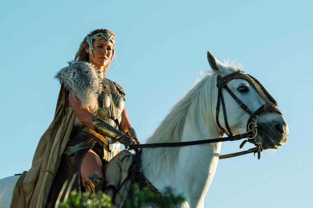 Wonder Woman Kritik mit Connie Nielsen
