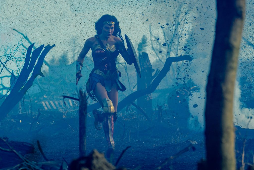 Wonder Woman Kritik Gal Gadot