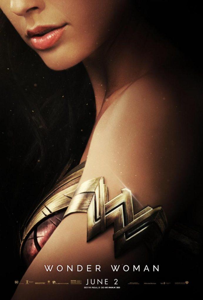 Wonder Woman Kritik Poster Gal Gadot