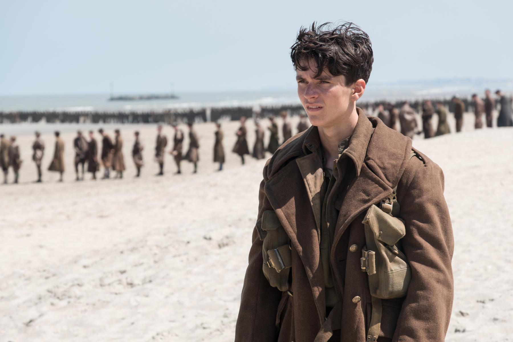 Dunkirk Kritik - Fionn Whitehead