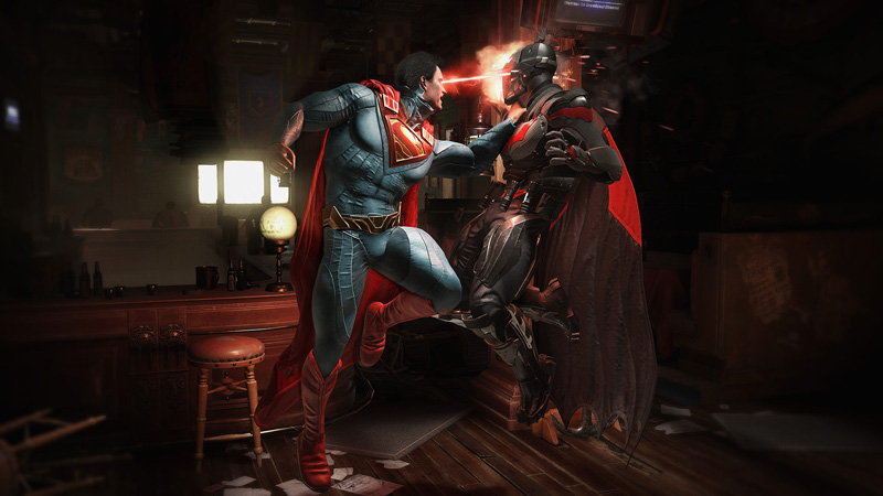 Injustice 2 Playstation 4 und Xbox One Turnier
