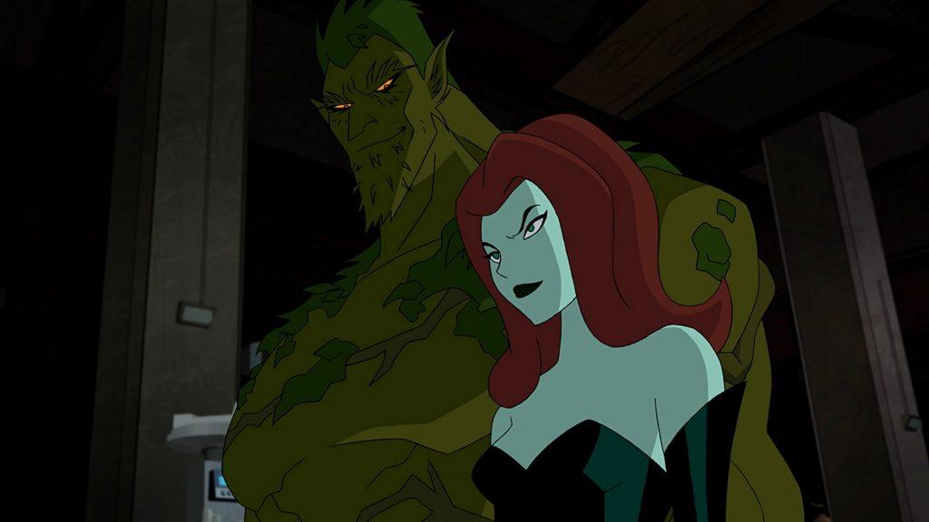 Poison Ivy und Floronic Man