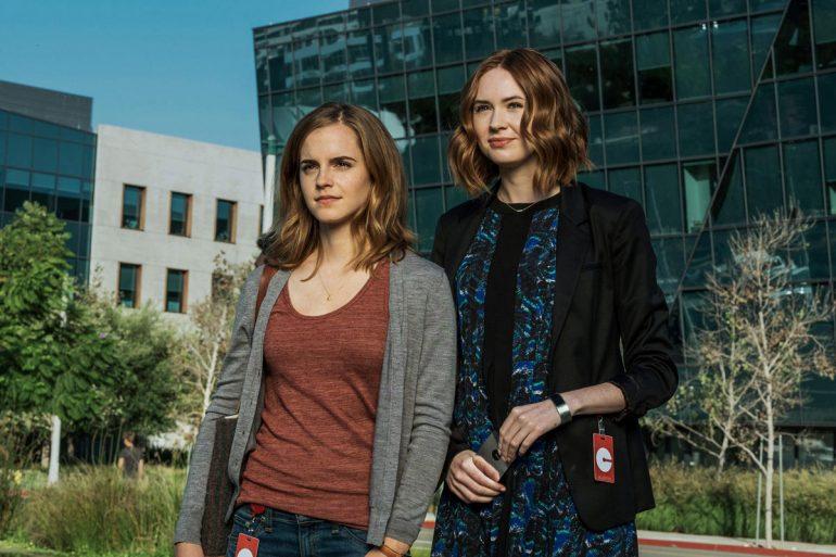 The Circle Kritik - mit Emma Watson und Karen Gillan