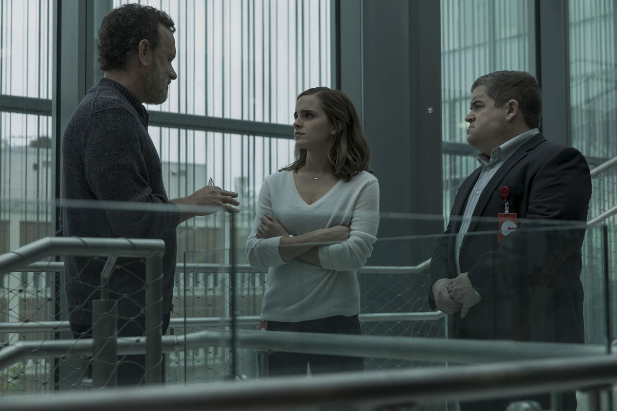 The Circle Kritik - Tom Hanks - Emma Watson - Patton Oswalt
