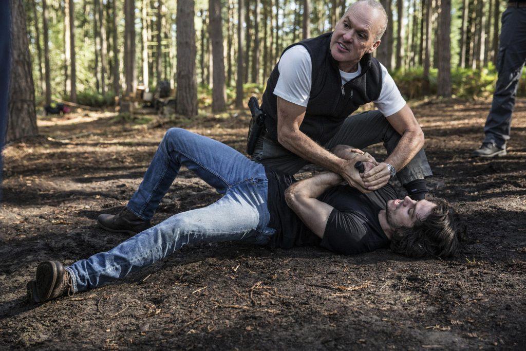 American Assassin mit Michael Keaton und Dylan O'Brien