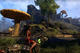 The Elder Scrolls Online Morrowind Review Test