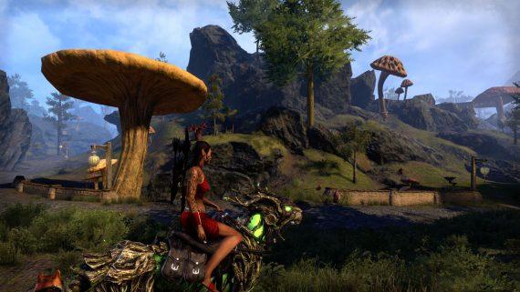 The Elder Scrolls Online Morrowind Review Test