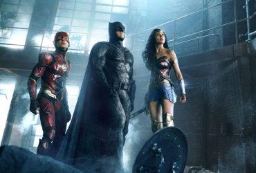 Justice League Kritik mit Ben Affleck Gal Gadot und Ezra Miller The Flash Batman und Wonder Woman