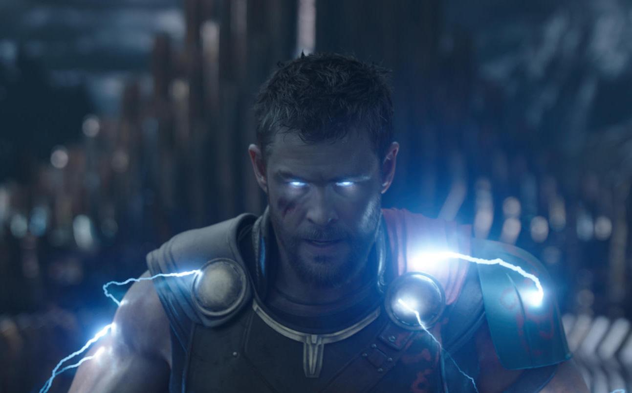 Thor 3 Tag der Entscheidung mit Chris Hemsworth