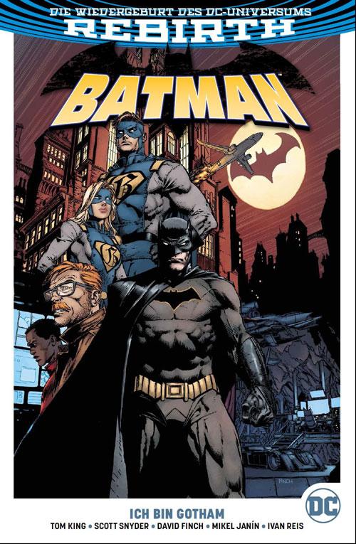 Batman Band 1 Ich bin Gotham