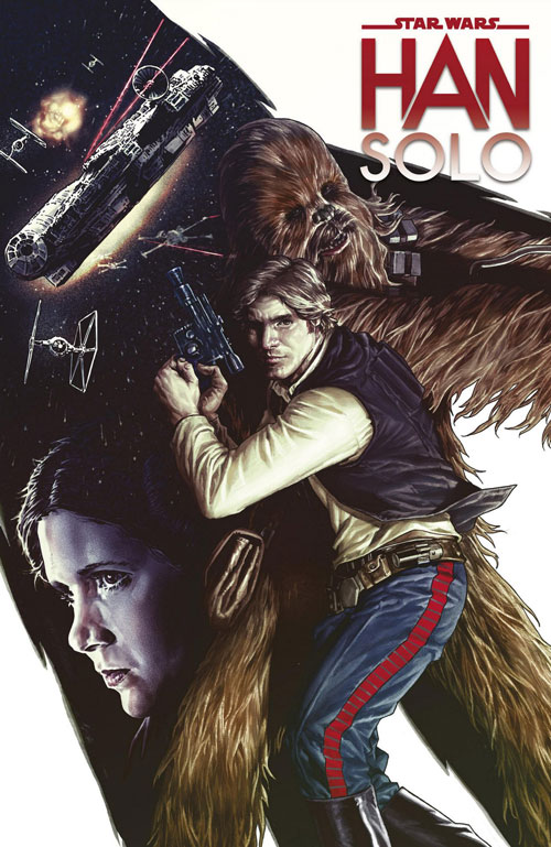 Star Wars Han Solo Comic