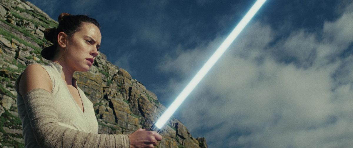 Star Wars 8 The Last Jedi Rey - Daisy Ridley