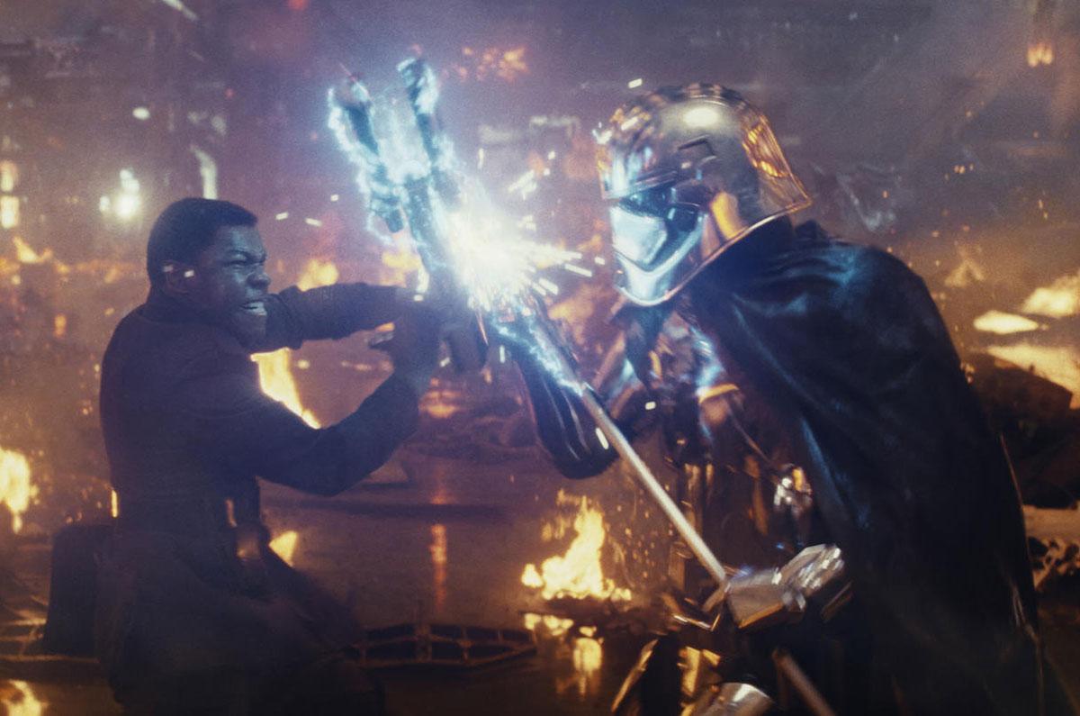 Star Wars Episode 8 Die letzten Jedi