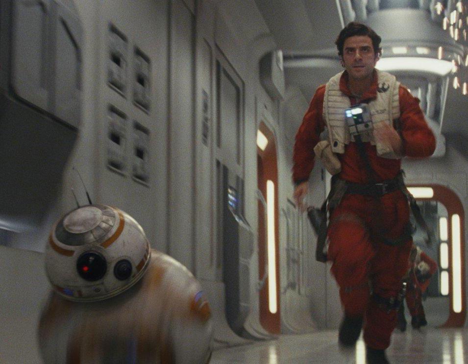 Star Wars The Last Jedi 8 Poe Dameron