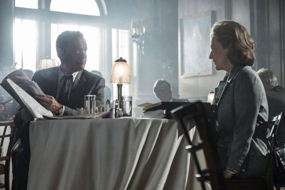 Die Verlegerin mit Meryl Streep und Tom Hanks