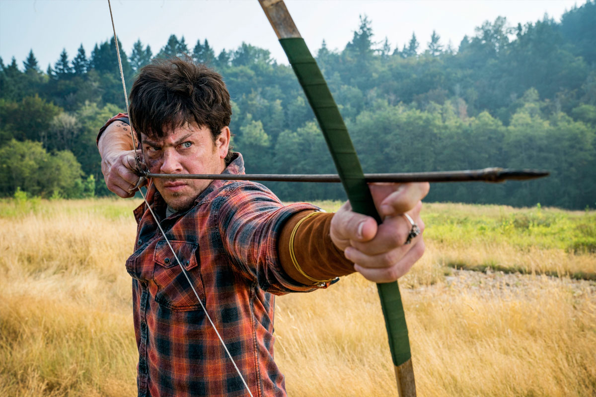 The Librarians The Quest mit Christian Kane