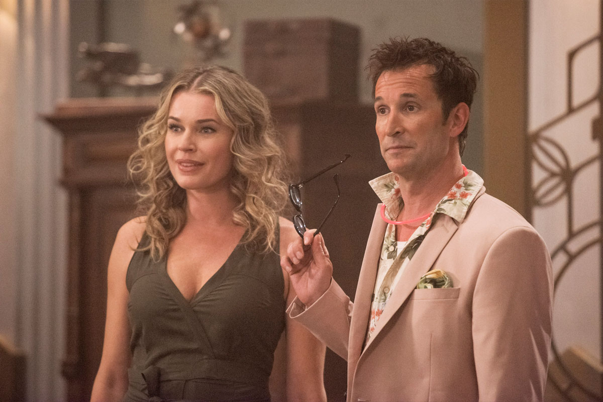 The Librarians The Quest mit Noah Wyle und Rebecca Romijn