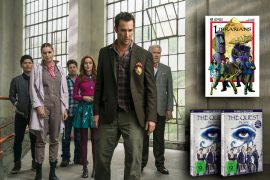 The Librarians The Quest Staffel 4 Staffel 3