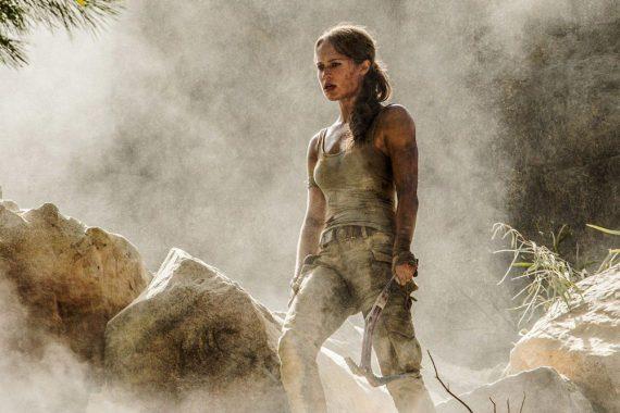 Alicia Vikander Tomb Raider Kritik 2018