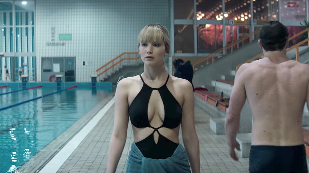 Red Sparrow Jennifer Lawrence