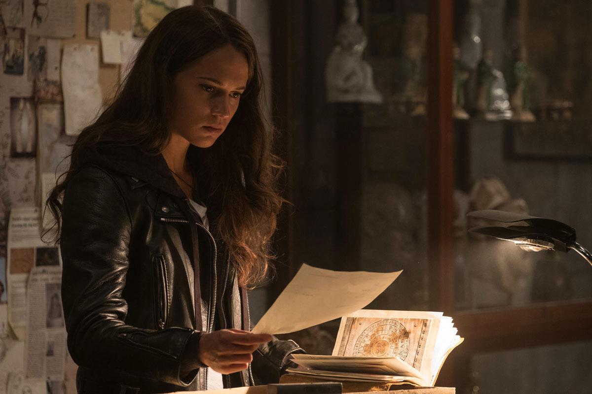 Tomb Raider Kritik 2018 - Alicia Vikander als Lara Croft