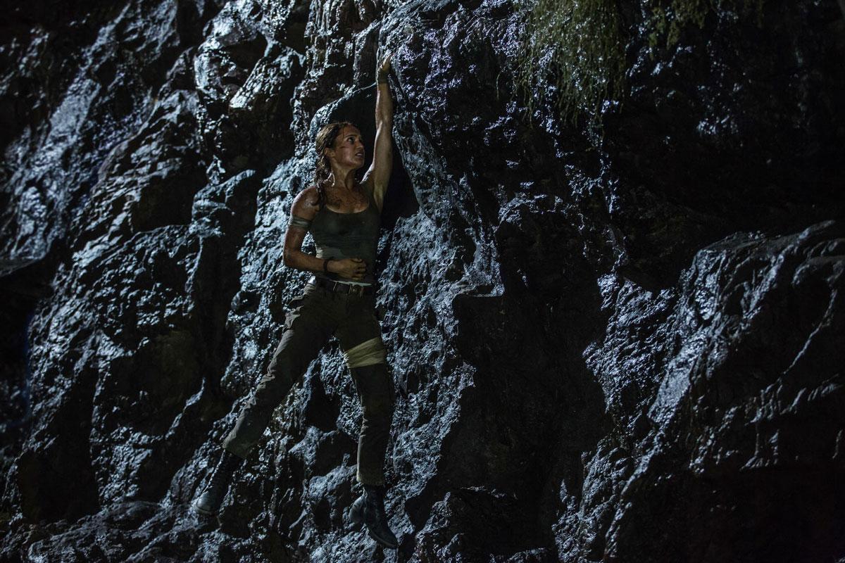 Tomb Raider Kritik 2018 - Alicia Vikander Lara Croft